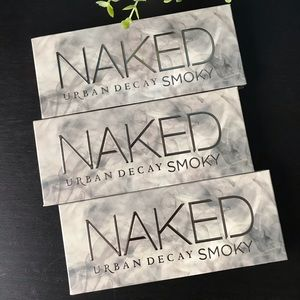 Urban Decay Naked Smoky Palette - NEW